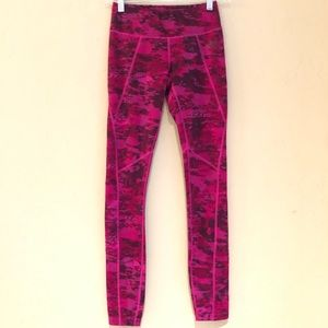 The north face leggings XS